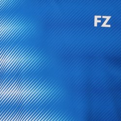 FZ Forza Harrison 6-Racket Bag - Electric Blue